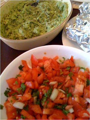 fish tacos, motown maiden, detroit, atlanta, salsa, guacamole, quick meals