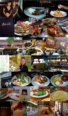 San Francisco, Dining, Nopa, Miette, Mamacita, Zuni, Crepevine, Rose's, Circa, Motown Maiden