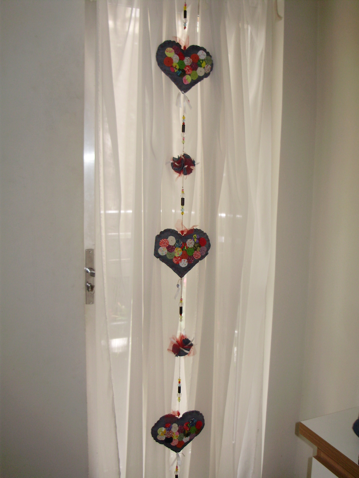 Enfeite De Cortina ~ FuXicArte Enfeite de cortina