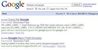 Google对Flash 内容提供搜索。