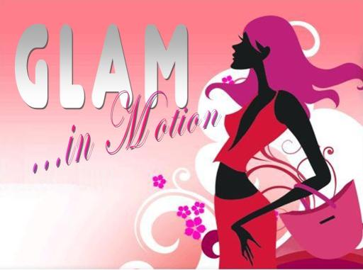 Glam in Motion: Makeup & Styling