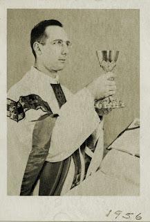 Nissel's Ordination Card