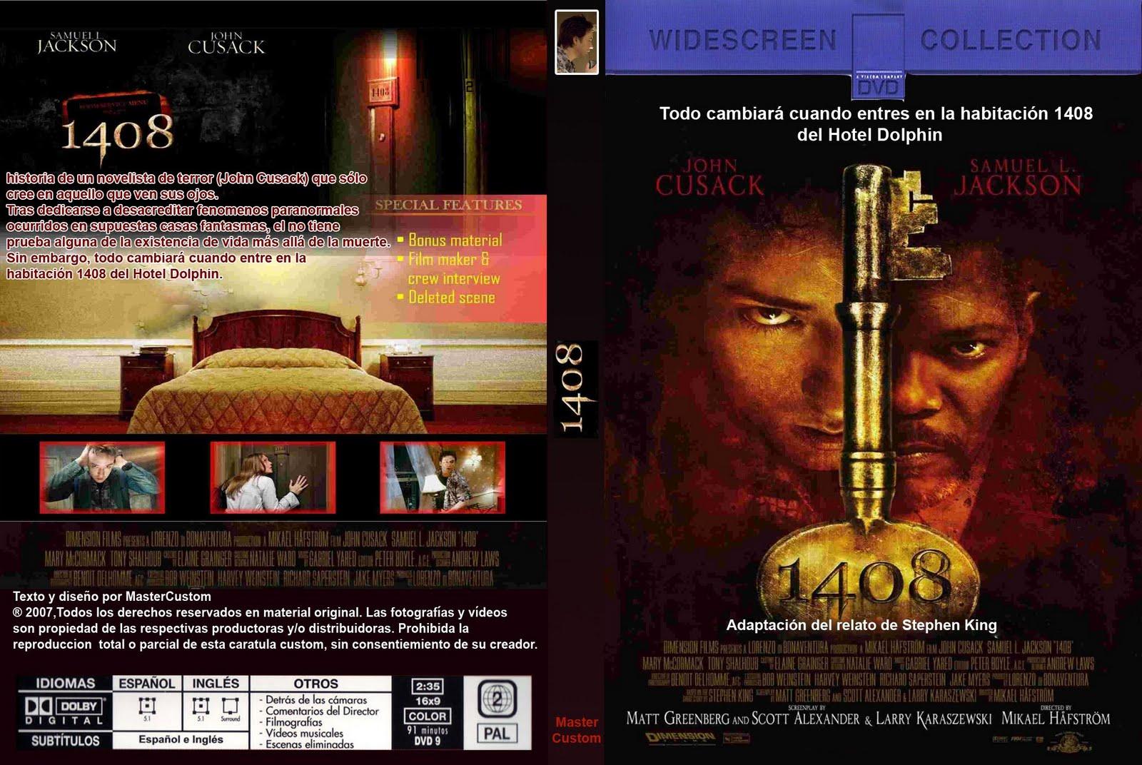 Cinemax 1408 del hotel dolphin for Habitacion 1408 pelicula