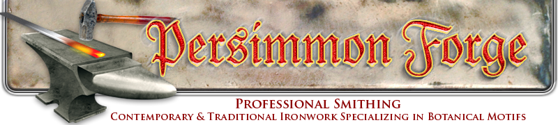 Persimmon Forge: Professional Blacksmithing