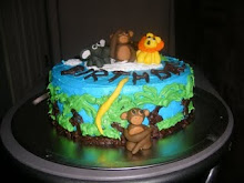Jungle Cake