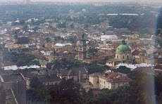 Castle hill view - Lvov
