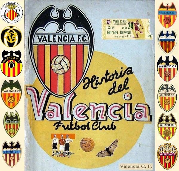 El Valencia C.F. en el recuerdo...
