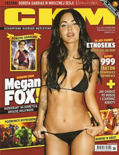 Megan Fox CKM