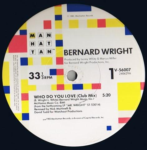 Bernard Wright Haboglabotrin