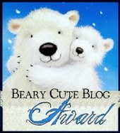 Bearly Cute Blog Award