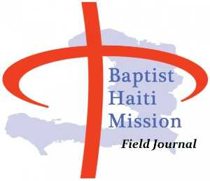 Baptist Haiti Mission Field Journal