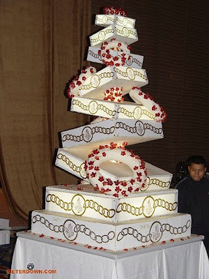 Creative Design Wedding Cakes
