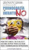 Campaña de blogs contra la pornografia infantil