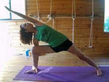el10,11 y 12 de diciembre IYENGAR YOGA en la Academia de Yoga patagOM LILA con Leonor Murillo
