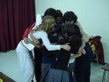los abrazos colectivos son importantes