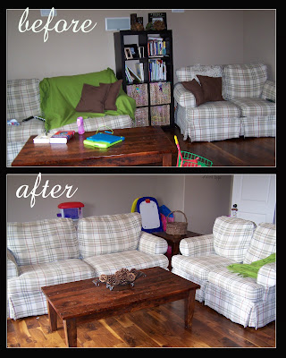 Delightful Order Before And Afters