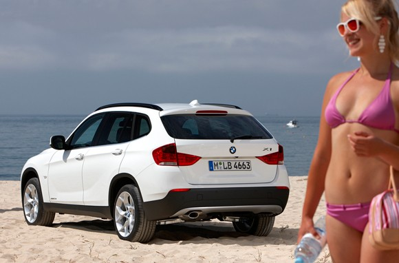 BMW X1 Interior characterized