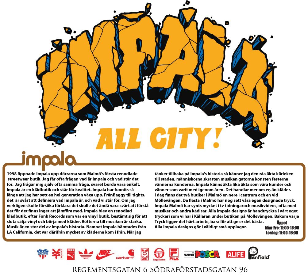 IMPALA STREETWEAR