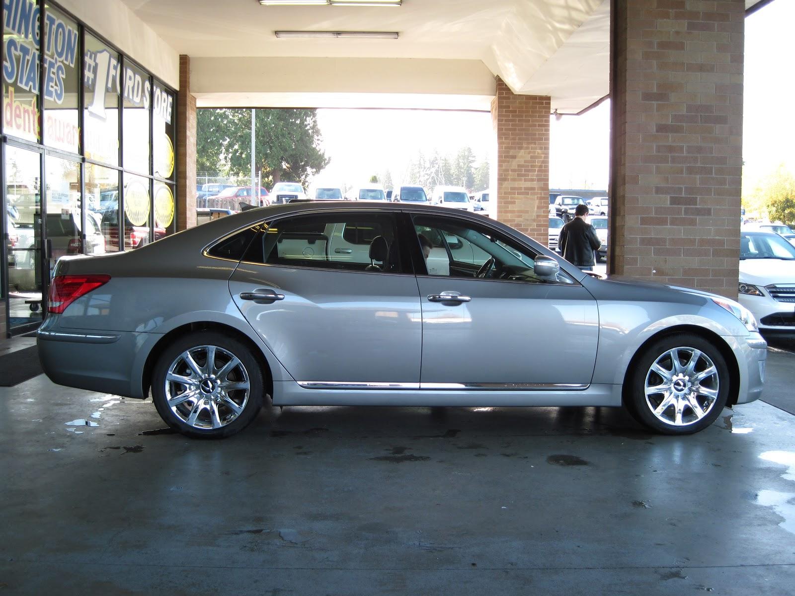 Kirkland Cars And Internet Sales Hyundai Equus Will Be