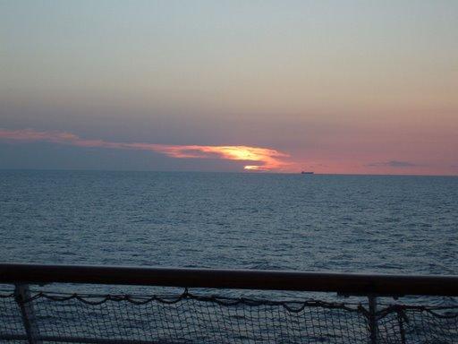 [ocean+sunset]