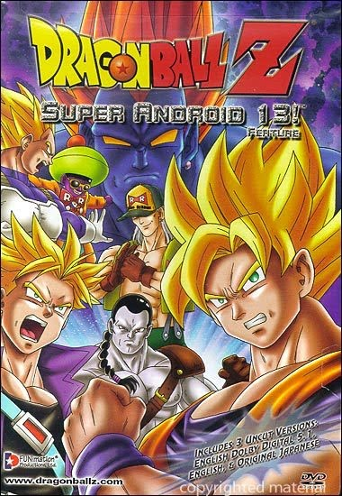 Dragon Ball Z Filme 7: O Retorno dos Andróides Download Filme