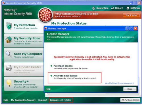 Kaspersky Internet Security 2010 Keygen (Working)