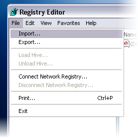 Tips Komputer Cara Membackup dan Restore Registry Windows image