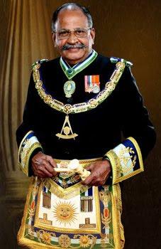 M.W.BRO. CAPT. DR. BALARAM BISWAKUMAR, O.S.M.