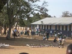 Buswelu School Yard