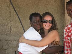 Me with Mama Beti