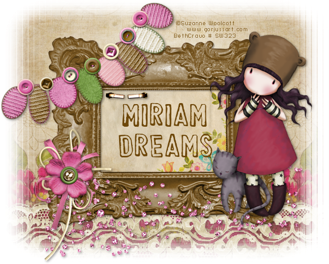 Miriam Dreams