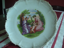 Tok Abbas Plate-early 1800