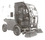 RS 501 Sweeper at Lamers