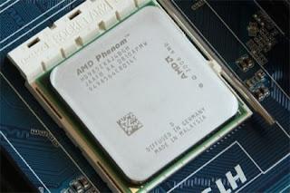 X4 9850 desktop CPU