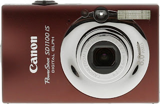 Canon's PowerShot SD1100 IS