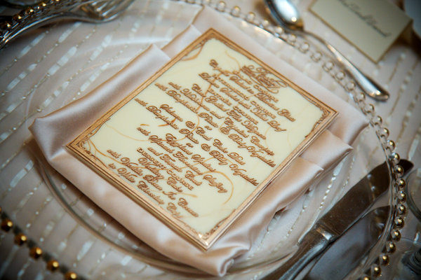 Table Top Tuesday Vintage Pink Ivory Gold