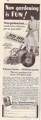 RoHo Gardener Ad, Annieinaustin