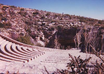 Annieinaustin, Carlsbad Amphitheatre