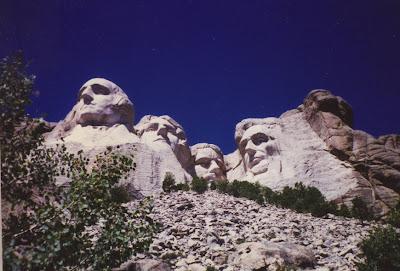 Annieinaustin, Mt Rushmore 1990's