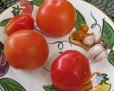 Annieinaustin, tomato plate