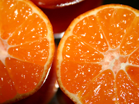 fresh tangerines Scrumptious Tangerine Shower Gel