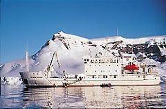 My Icebreaker to antarctica