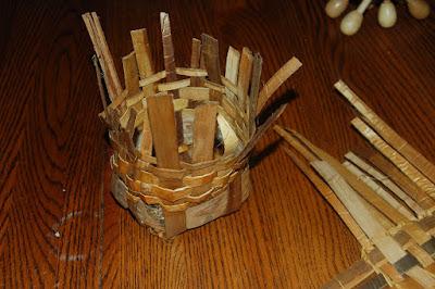 Cedar Basket