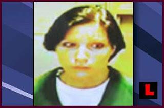 nicole bobek real mugshot picture under drug influence
