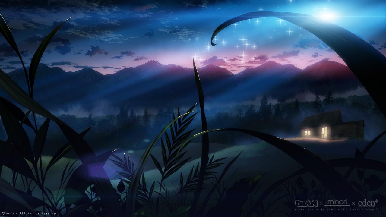 Paisajes anime imagui Imagenes wallpaper anime