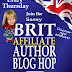AUTHOR BLOG HOP! Now with question! Come and join us!