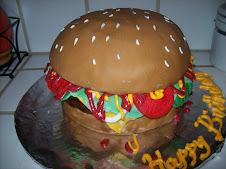 Tristan's Birthday Cake