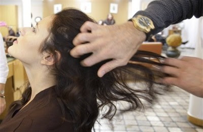 Espuma para volumen de pelo