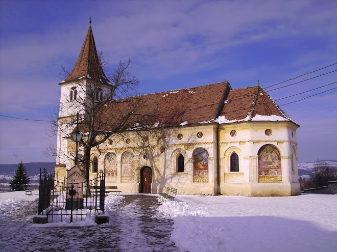 Biserica Ortodoxa din Avrig, Jud. Sibiu