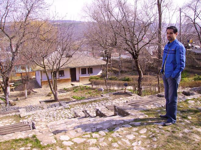 """Casa memorială a lui Ion Creangă, """"Bojdeuca din Ţicău"""" / Iaşi"""